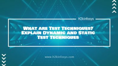 Photo of What are Test Techniques? Explain Dynamic and Static Test Techniques