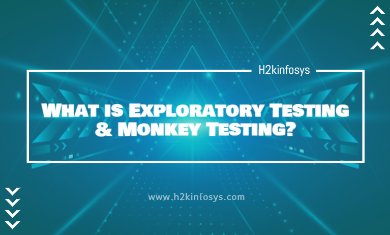 What is Exploratory Testing & Monkey Testing