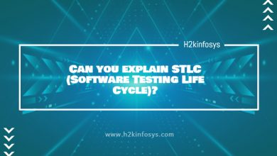 Photo of Can you explain STLC (Software Testing Life Cycle)?