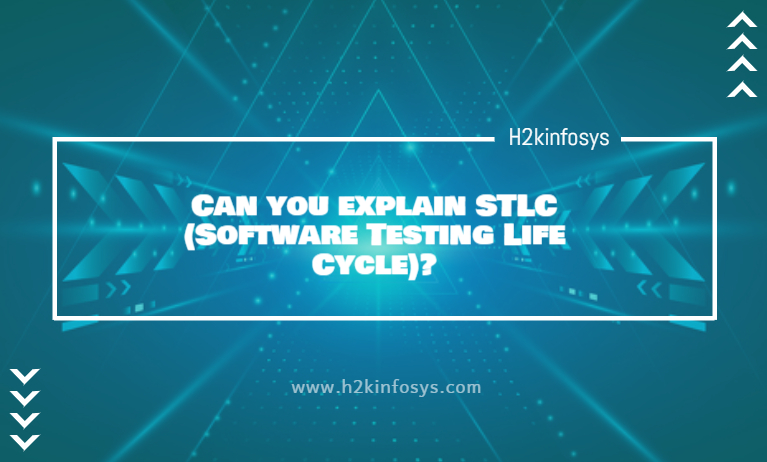 Can you explain STLC (Software Testing Life Cycle)