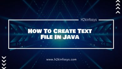 Photo of How To Create Text File In Java