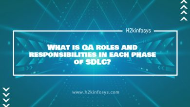 Photo of What is QA roles and responsibilities in each phase of SDLC?