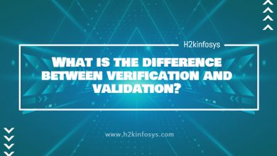 Photo of What is the difference between verification and validation?