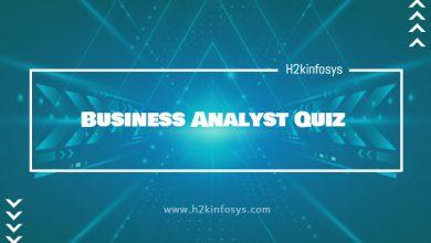 Photo of Business Analyst Quiz