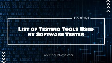 Photo of List of Testing Tools Used by Software Tester