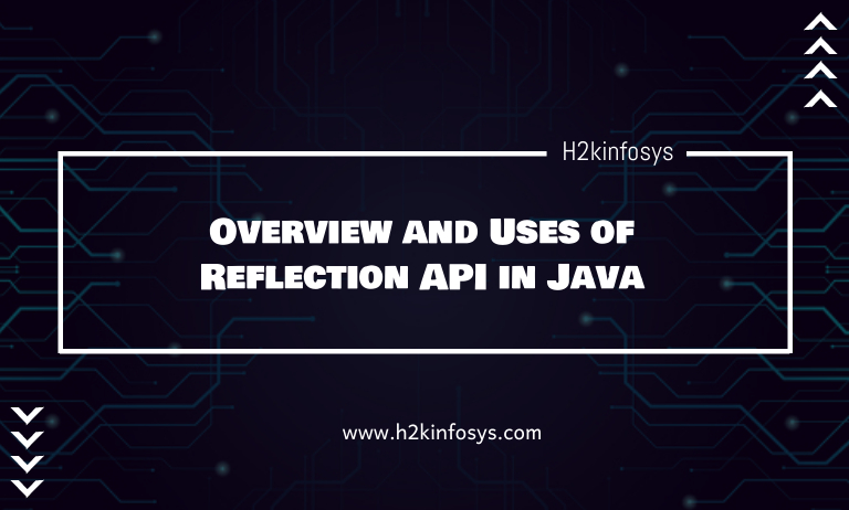 Overview and Uses of Reflection API in Java