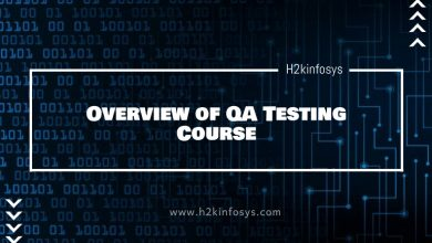 Photo of Overview of QA Testing Course