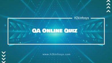 Photo of QA Online Quiz