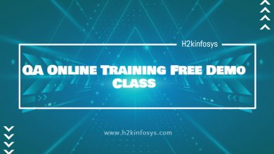 Photo of QA Online Training Free Demo Class