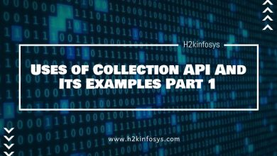 Photo of Uses of Collection API And Its Examples Part 1