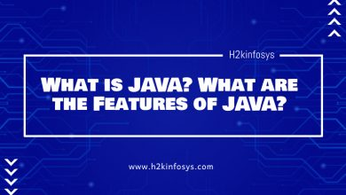 Photo of What is JAVA? What are the Features of JAVA?