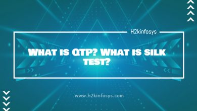 Photo of What is QTP? What is silk test?