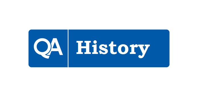 History of QA