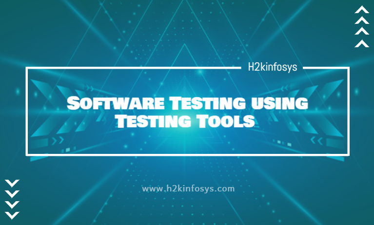 Software Testing using Testing Tools