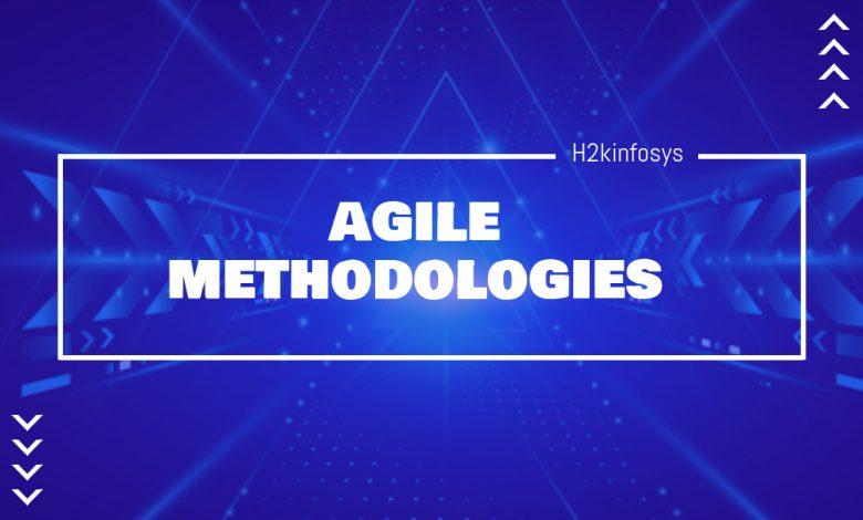 agile metodologies