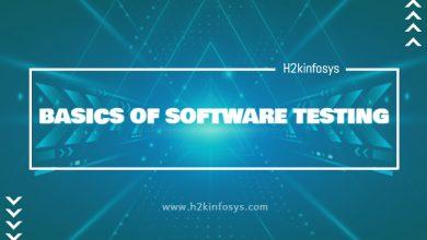 Photo of BASICS OF SOFTWARE TESTING
