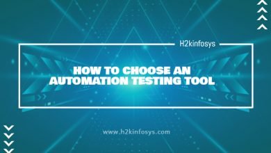 Photo of HOW TO CHOOSE AN AUTOMATION TESTING TOOL