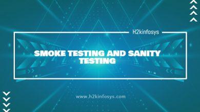 Photo of SMOKE TESTING AND SANITY TESTING