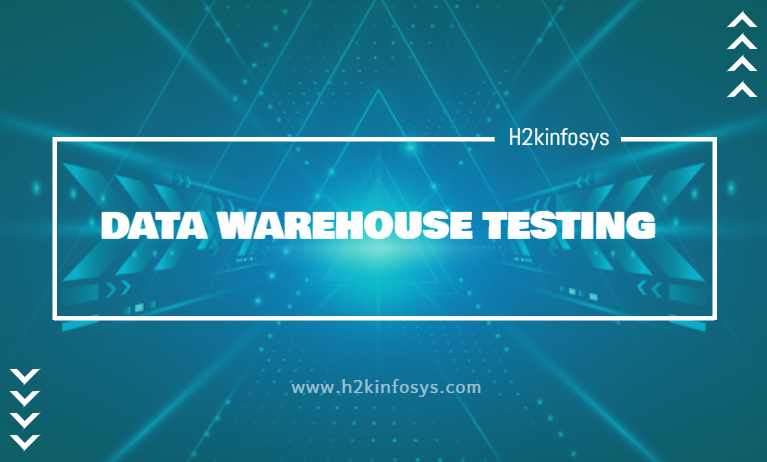 DATA WAREHOUSE TESTING