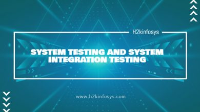 Photo of SYSTEM TESTING AND SYSTEM INTEGRATION TESTING