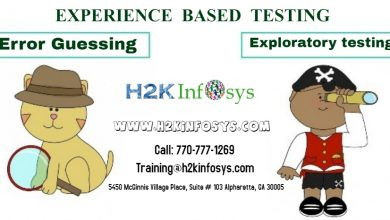 Photo of EXPERIENCE BASED TESTING
