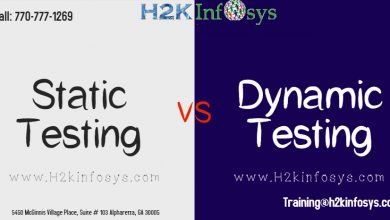 Photo of DIFFERENCE BETWEEN STATIC TESTING AND DYNAMIC TESTING