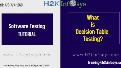 Photo of DECISION TABLE TESTING