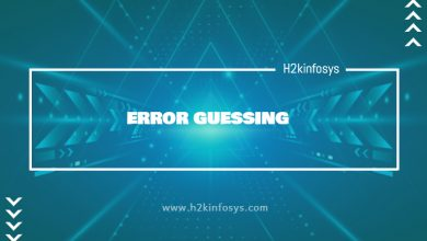 Photo of ERROR GUESSING