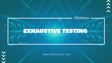 Photo of EXHAUSTIVE TESTING