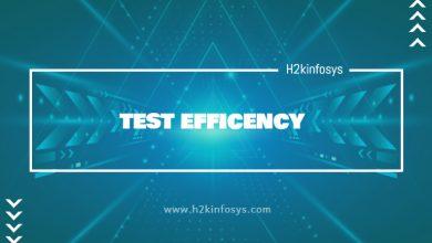 Photo of TEST EFFICENCY