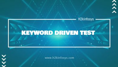 Photo of KEYWORD DRIVEN TEST