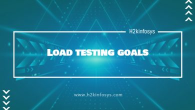 Photo of Load testing goals