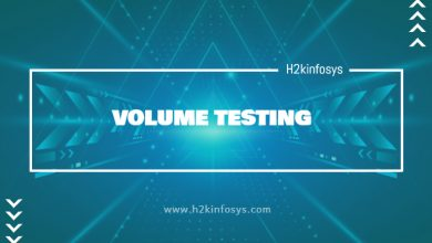 Photo of VOLUME TESTING