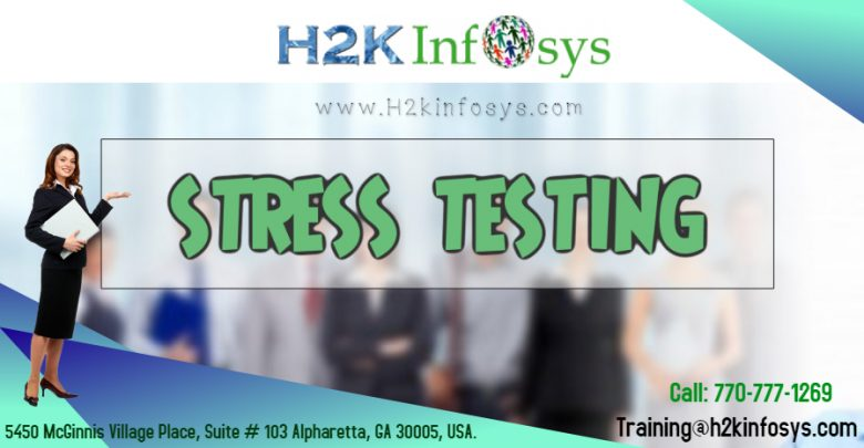 stress testing by H2kinfosys