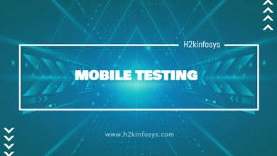 Photo of MOBILE TESTING