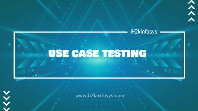 Photo of USE CASE TESTING