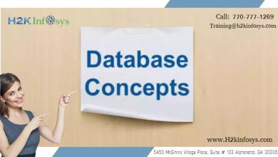 DATABASE CONCEPTS by h2kinfosys