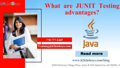 Junit Testing Advantages