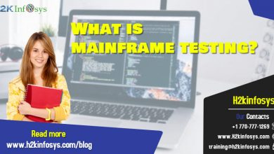 Photo of MAINFRAME TESTING
