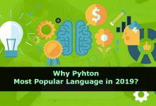 Why Python popular Language in 2019?
