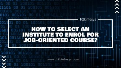 Photo of HOW TO SELECT AN INSTITUTE TO ENROL FOR JOB-ORIENTED COURSE?