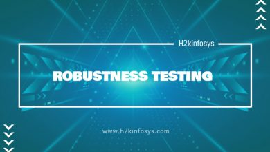 Photo of ROBUSTNESS TESTING
