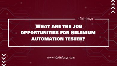 Photo of What are the job opportunities for Selenium automation tester?