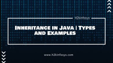 Photo of Inheritance in Java | Types and Examples