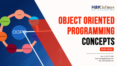 Photo of Object Oriented Programming Concepts