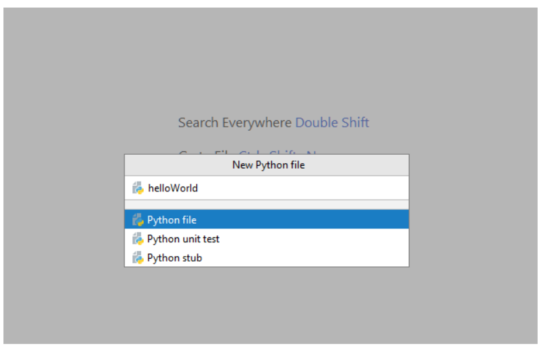 Write your first python Program | Hello World