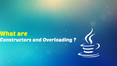 Photo of What are Constructors and Overloading