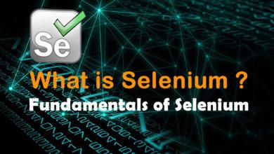 Photo of What is Selenium | Fundamentals of Selenium