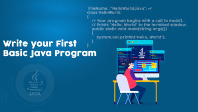Photo of Write your First Basic Java Program