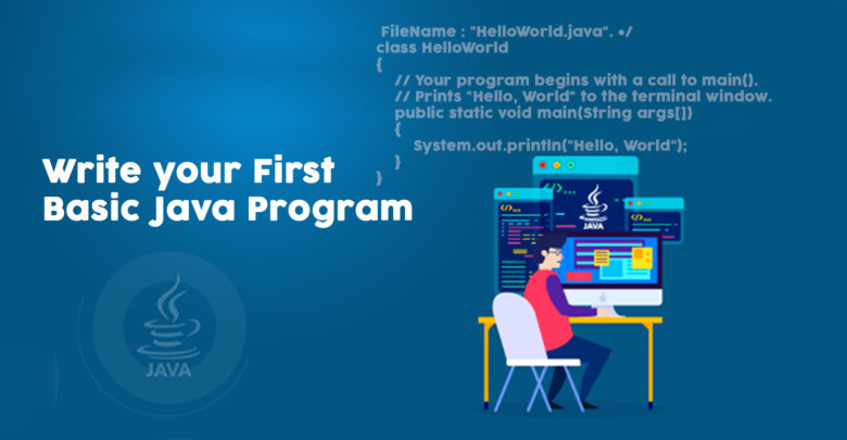 Write-your-First-Basic-Java-Program